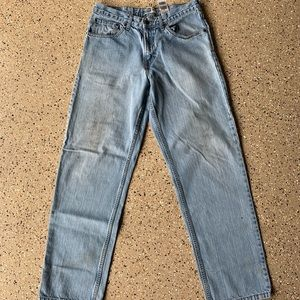 Levis Strauss Signature Jeans Relaxed Fit W32 L32